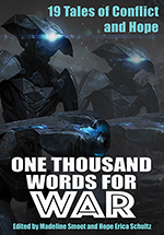 1000 Words for War Cover