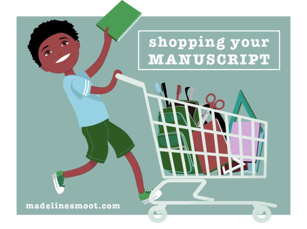 Shopping Your Manuscript Image