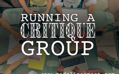Running a Critique Group